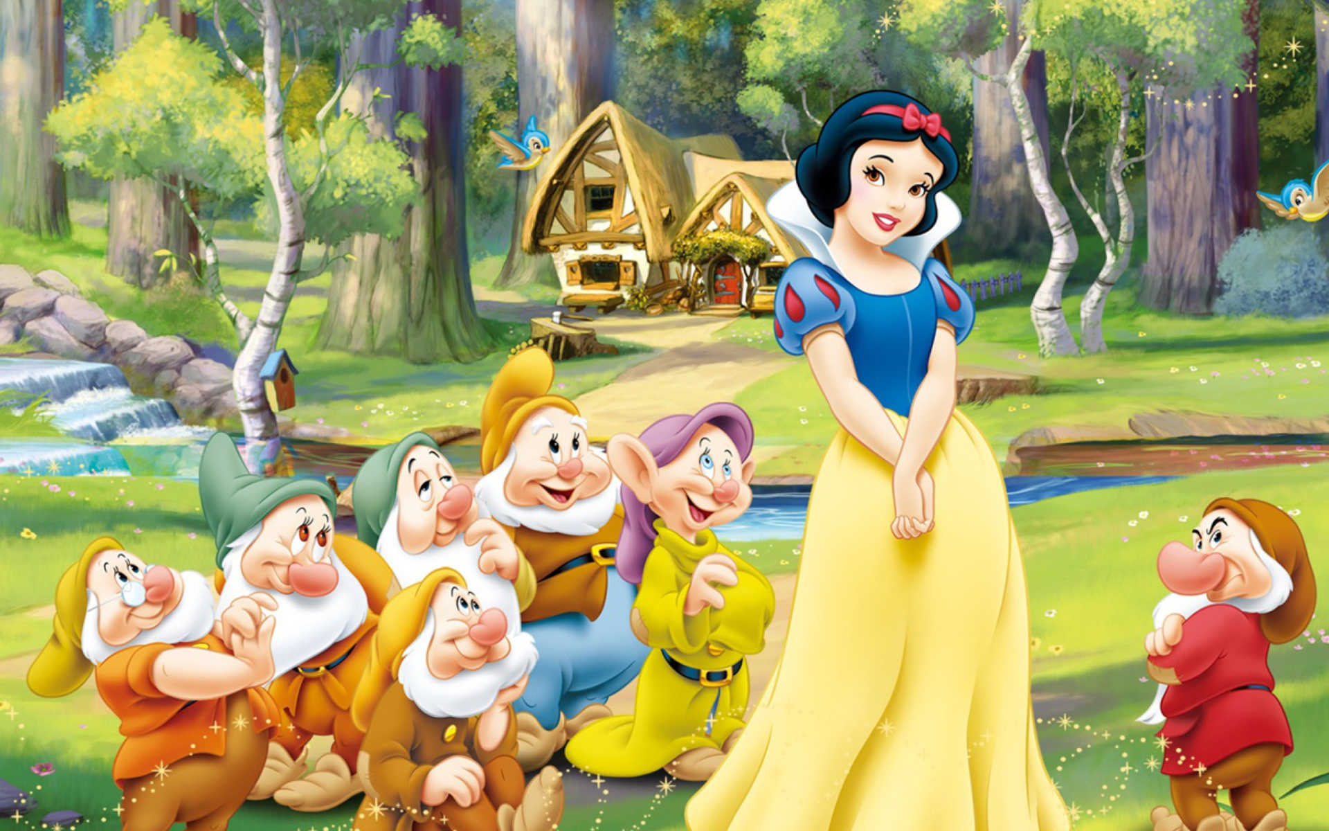 snow white and the seven dwarfs movie review the mad