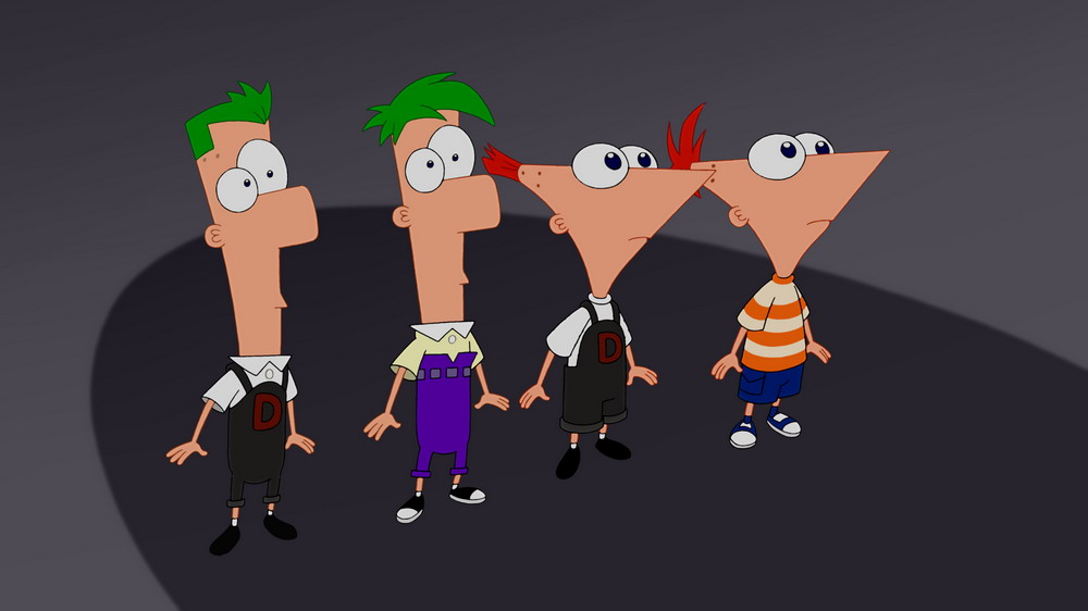 Phineas And Ferb The Movie Review - The Mad Movie Man