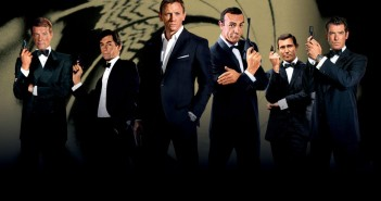 All The James Bonds