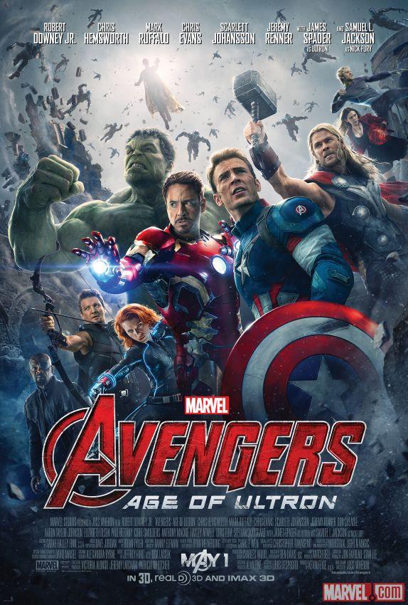Poster - Avengers