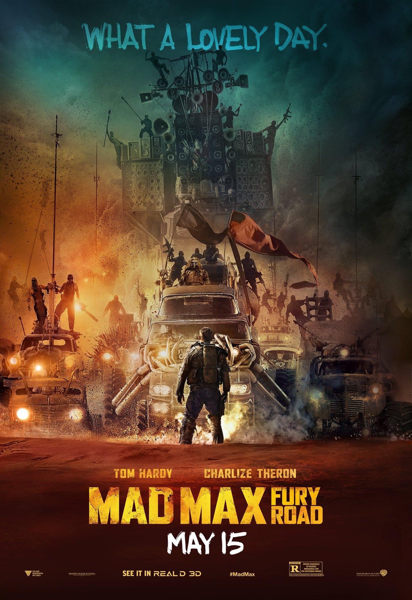 Poster - Mad Max