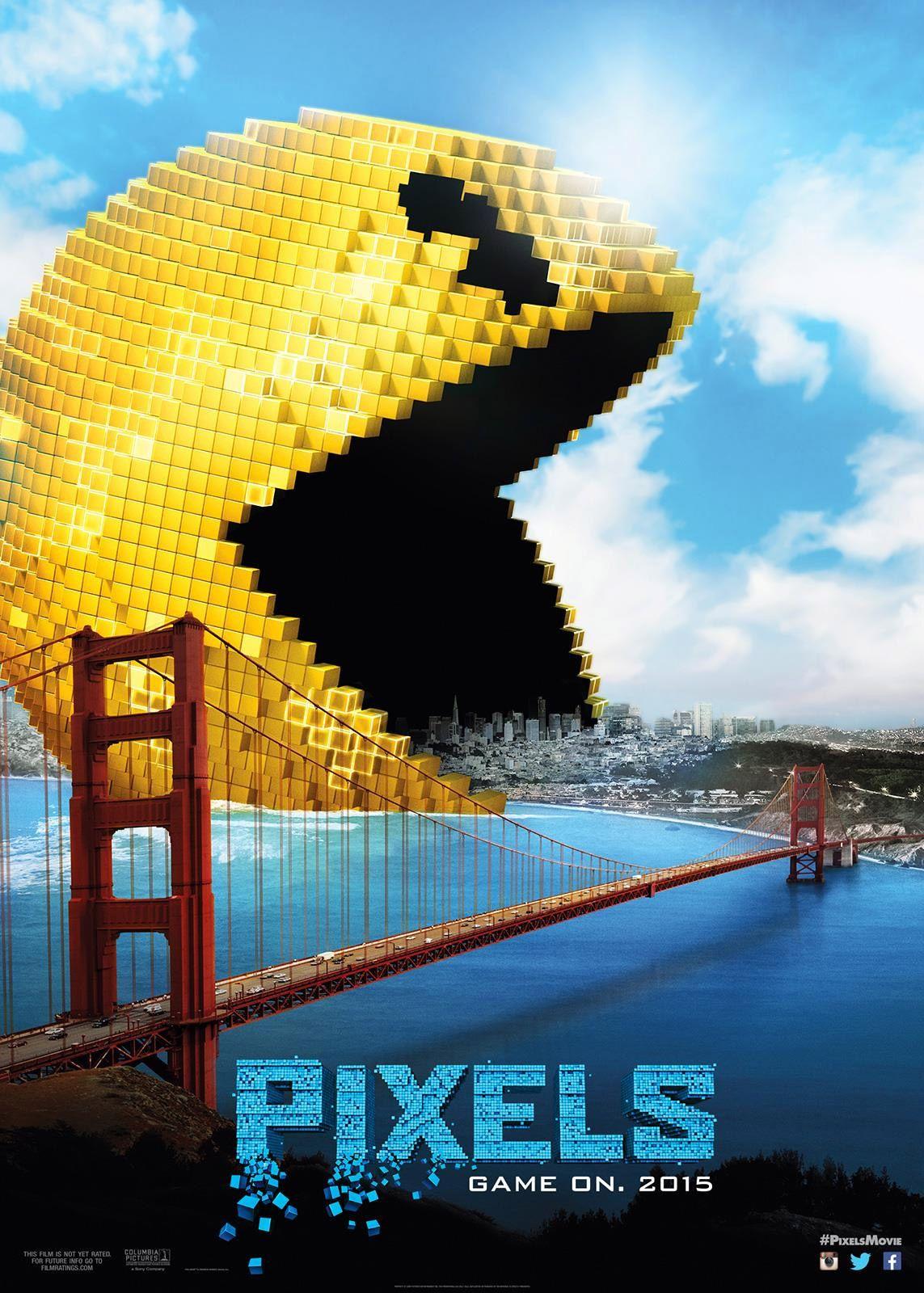 Poster - Pixels