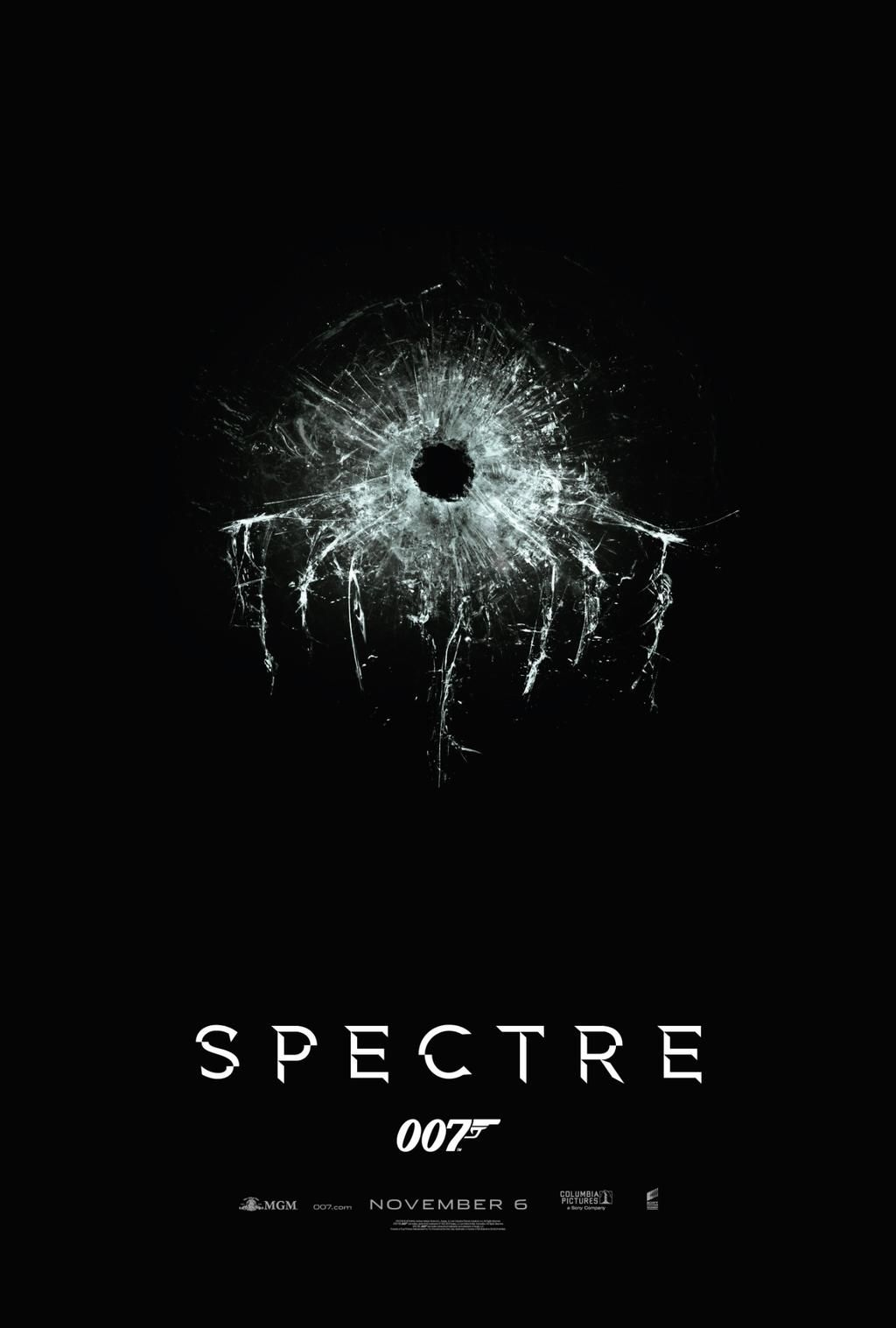 Poster - Spectre