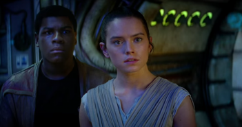 Star Wars The Force Awakens Finn Rey
