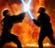 Anakin v Obi-Wan