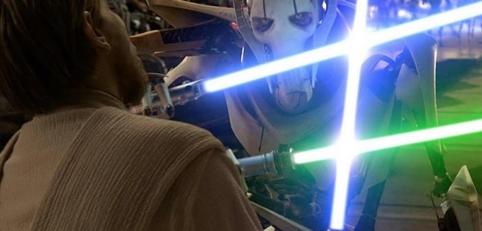 Grievous v Obi-Wan