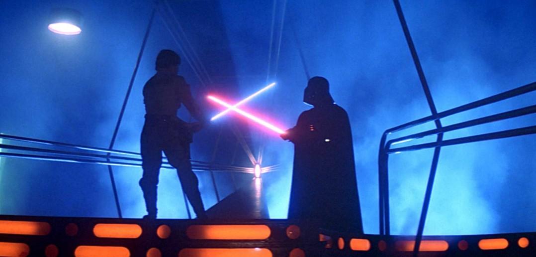 Vader v Luke