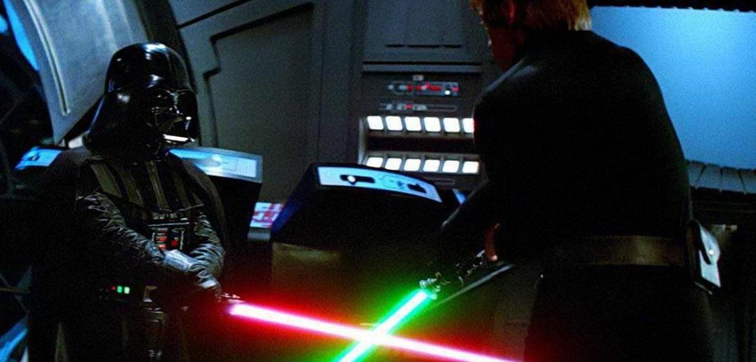 Vader v Luke v Emperor