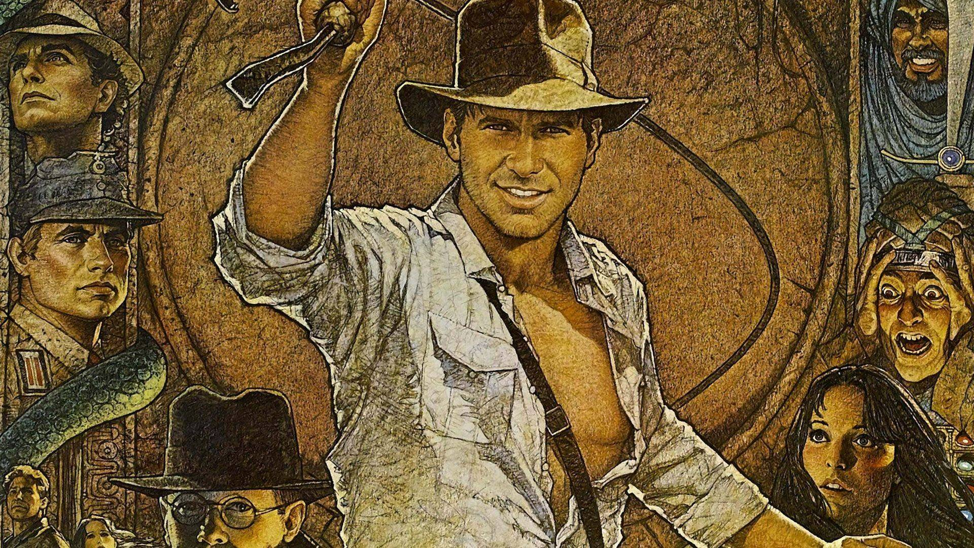 indiana jones the movie analysis of Indiana jones and the temple of doom movie reviews & metacritic score: after  arriving in india, indiana jones is asked by a desperate village to find a mysti.