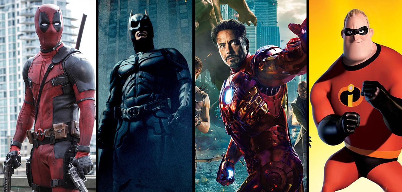 Upcoming New Superhero Movies 20192022 Release Dates