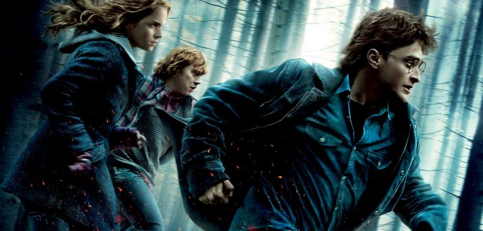 1518. Harry Potter And The Deathly Hallows: Part 1 (2010)