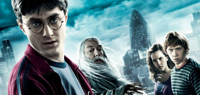 1517. Harry Potter And The Half-Blood Prince (2009)