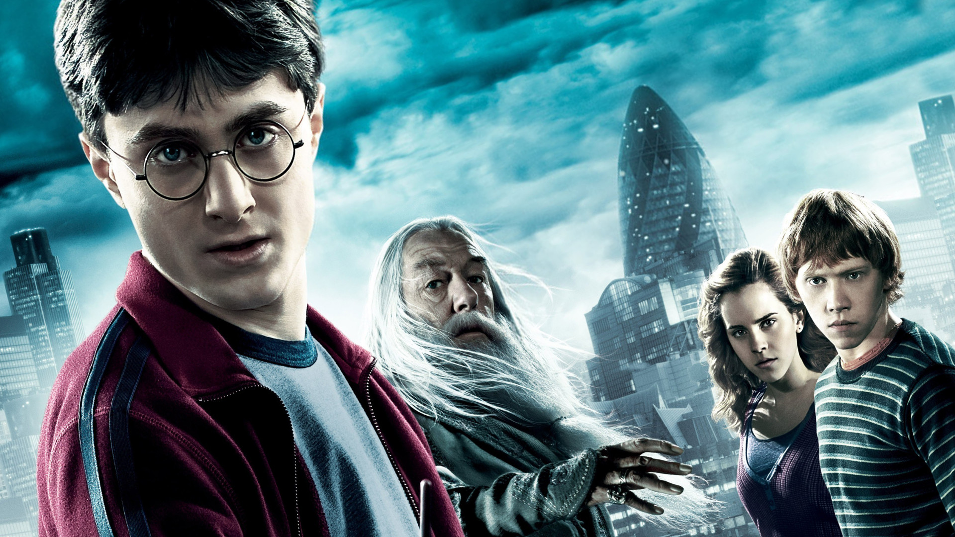 harry potter movie review
