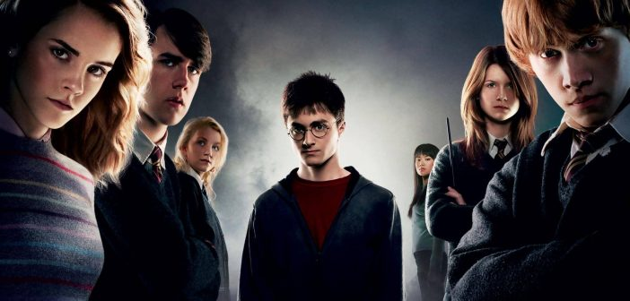 1516. Harry Potter And The Order Of The Phoenix (2007)