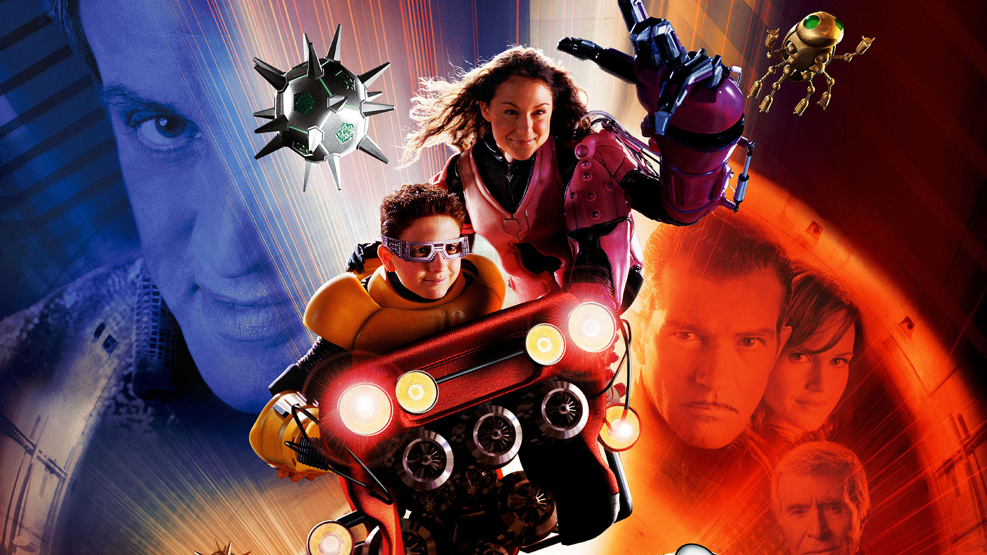 spy kids 3d game over movie review the mad movie man
