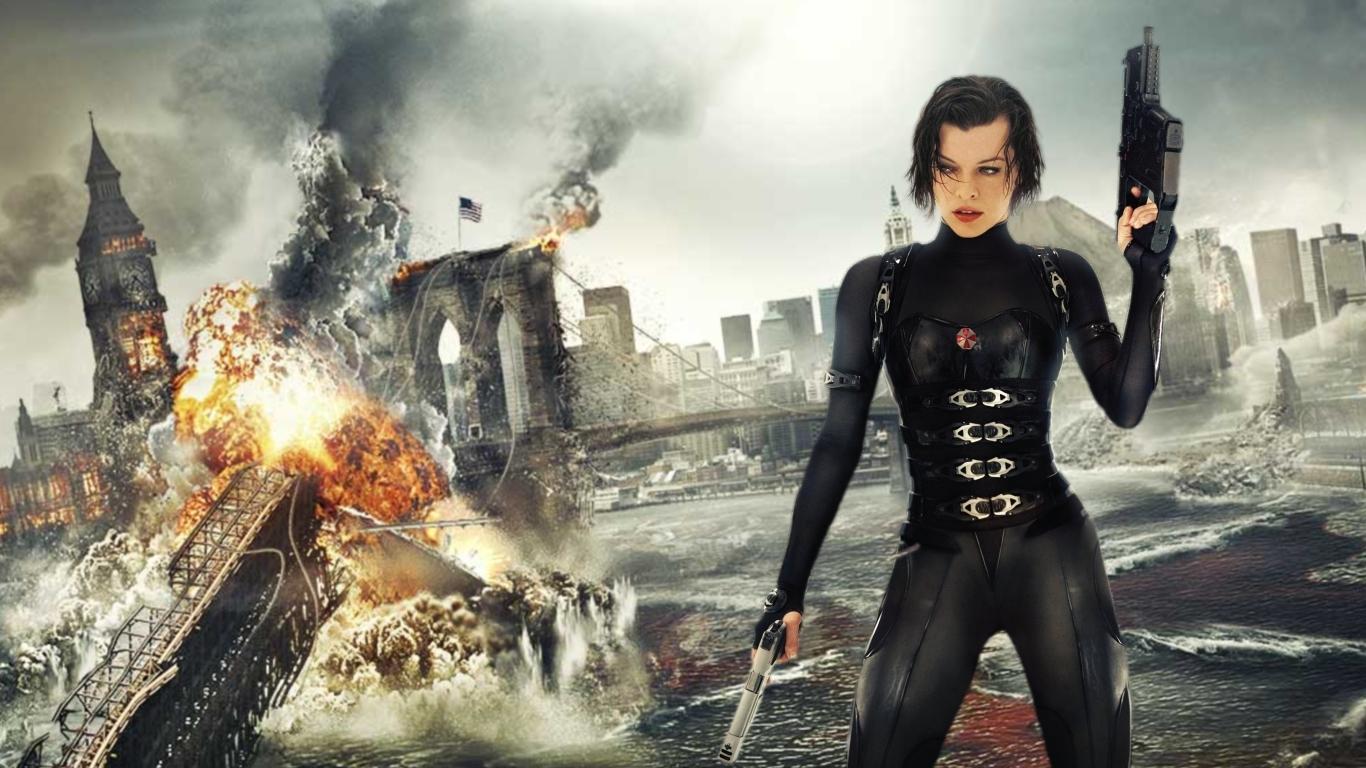 Resident Evil Retribution Movie Review The Mad Movie Man