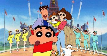 Crayon Shin Chan: The Adult Empire Strikes Back Movie Review