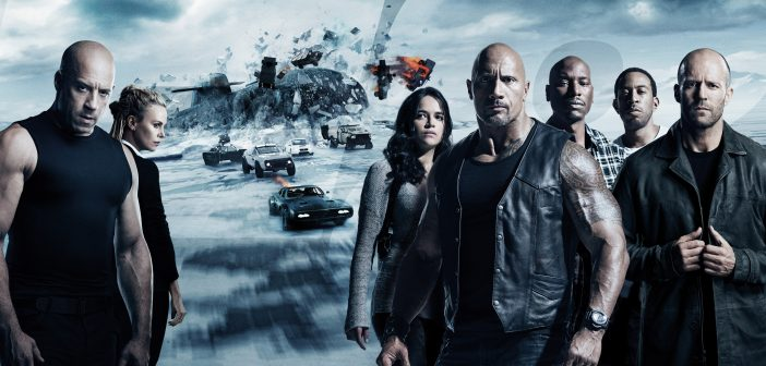 1738. The Fate Of The Furious (2017)