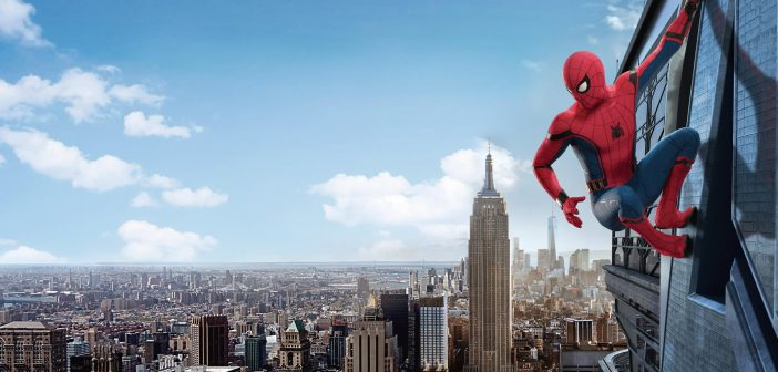 1821. Spider-Man: Homecoming (2017)