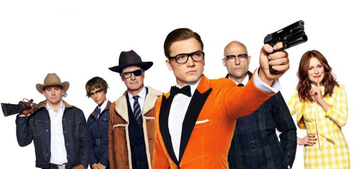 1909. Kingsman: The Golden Circle (2017)