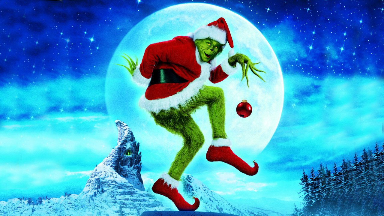 How The Grinch Stole Christmas Movie Review | The Mad Movie Man