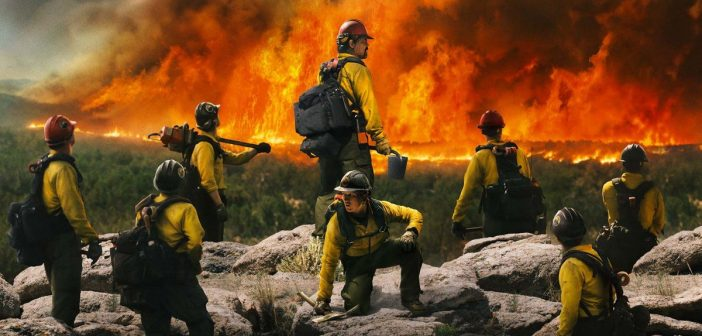 1980. Only The Brave (2017)