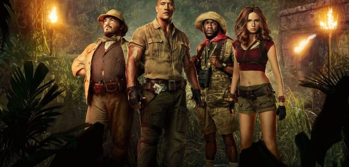 2017. Jumanji: Welcome To The Jungle (2017)