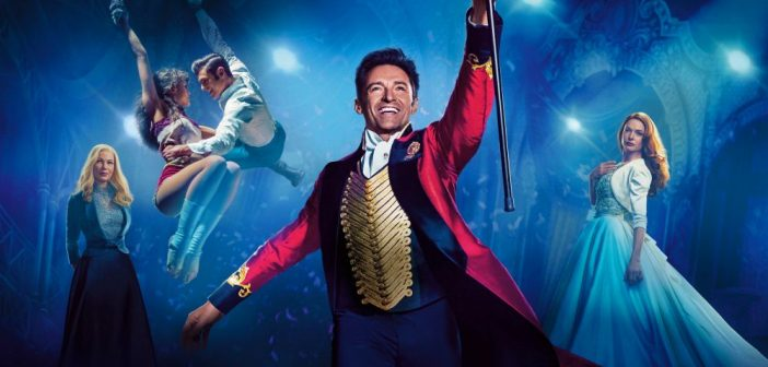 2016. The Greatest Showman (2017)