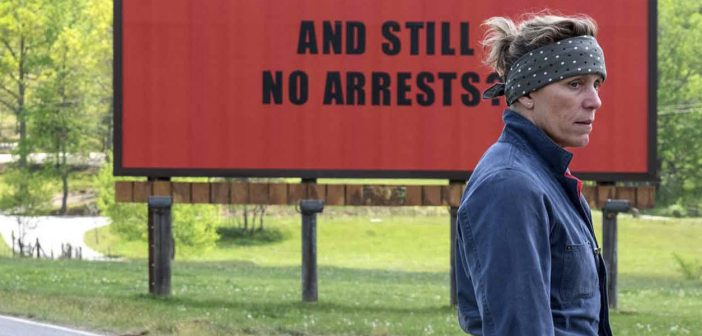 2025. Three Billboards Outside Ebbing, Missouri (2017)