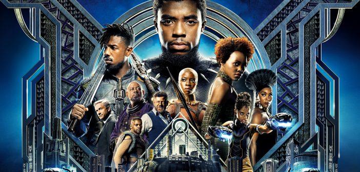 2054. Black Panther (2018)