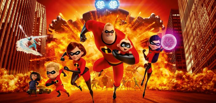 2215. Incredibles 2 (2018)