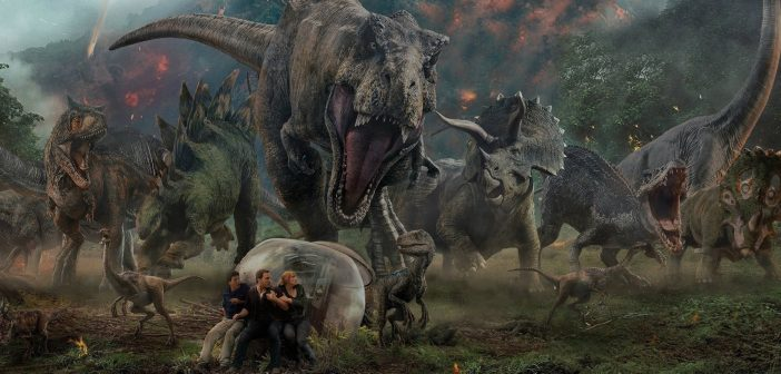 2190. Jurassic World: Fallen Kingdom (2018)