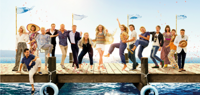 2232. Mamma Mia! Here We Go Again (2018)