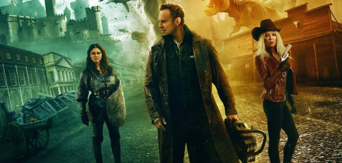 2254. The Last Sharknado: It's About Time (2018)