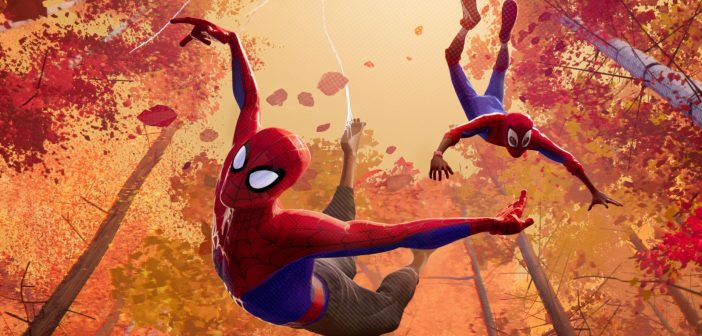 2374. Spider-Man: Into The Spider-Verse (2018)