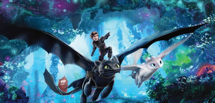 2443. How To Train Your Dragon: The Hidden World (2019)