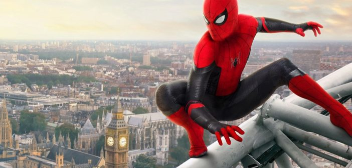 2604. Spider-Man: Far From Home (2019)