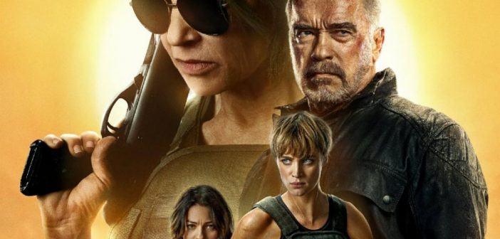 2722. Terminator: Dark Fate (2019)