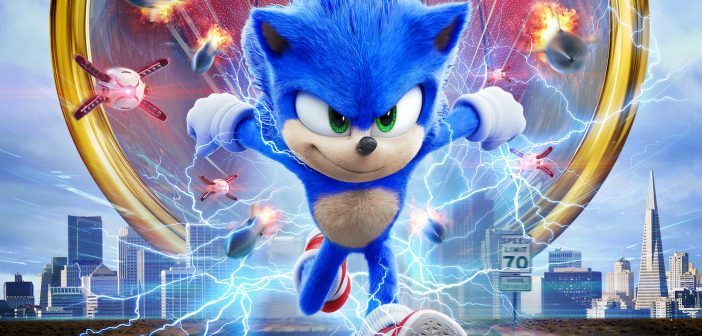 2863. Sonic The Hedgehog (2020)