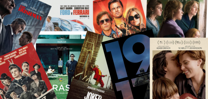 The 2020 Best Picture Nominees RANKED
