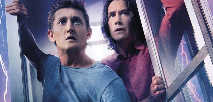 3090. Bill & Ted Face The Music (2020)