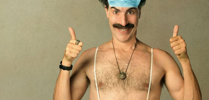 3144. Borat Subsequent Moviefilm: Delivery of Prodigious Bribe to American Regime for Make Benefit Once Glorious Nation of Kazakhstan (2020)
