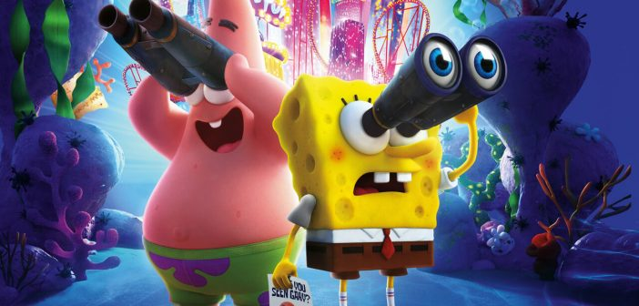 3150. The SpongeBob Movie: Sponge On The Run (2020)