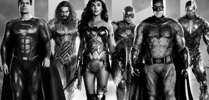 3288. Zack Snyder's Justice League (2021)