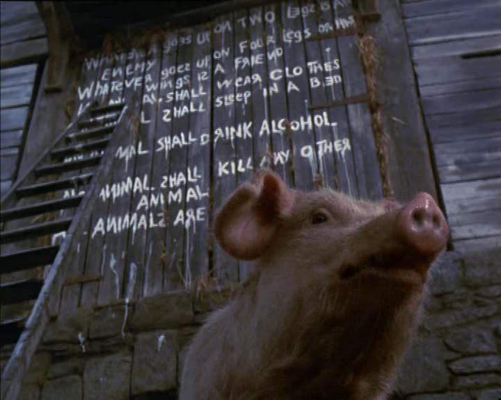 Animal Farm (1999) Movie Review - The Mad Movie Man
