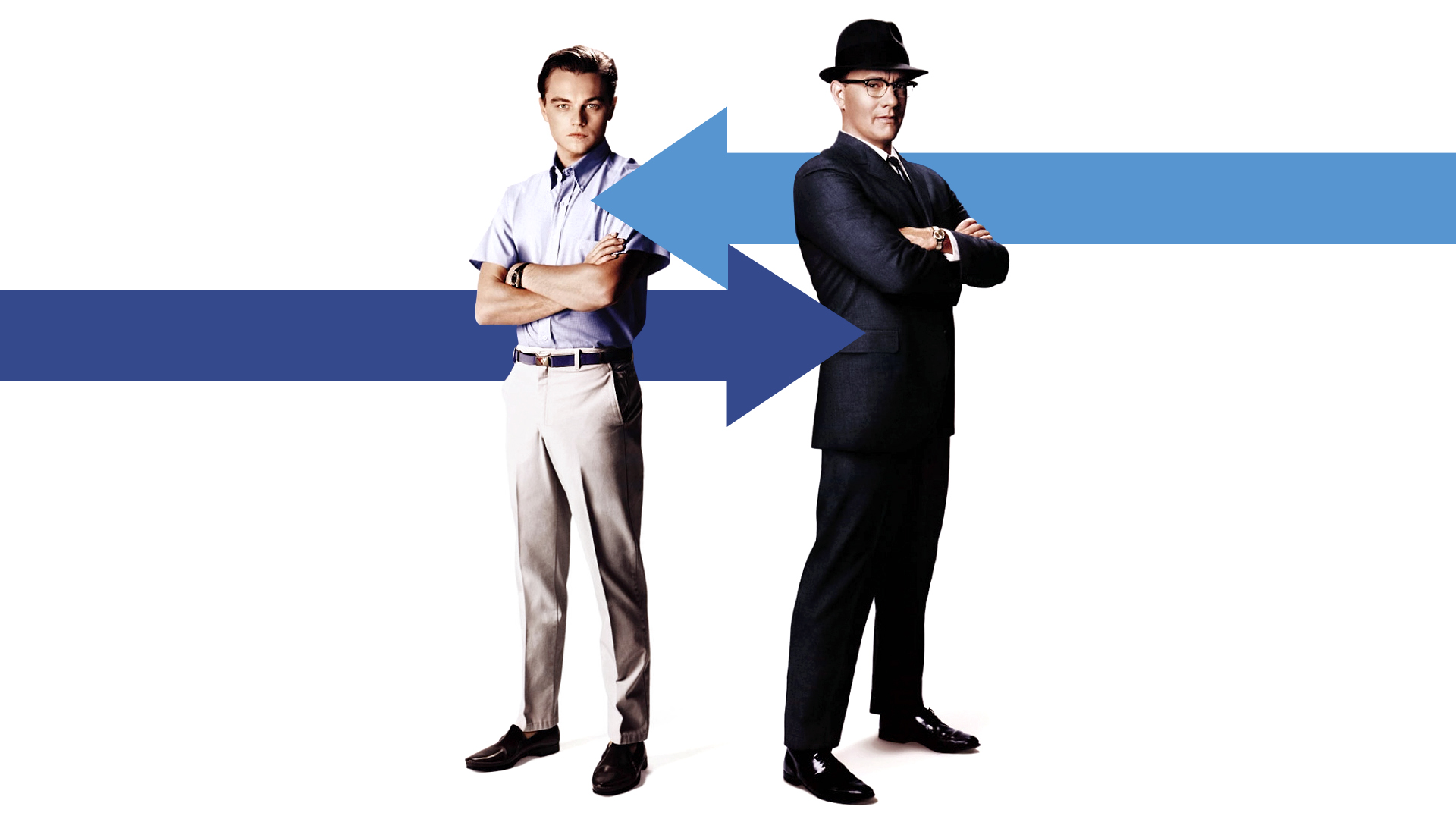 Catch Me If You Can Movie Review The Mad Movie Man