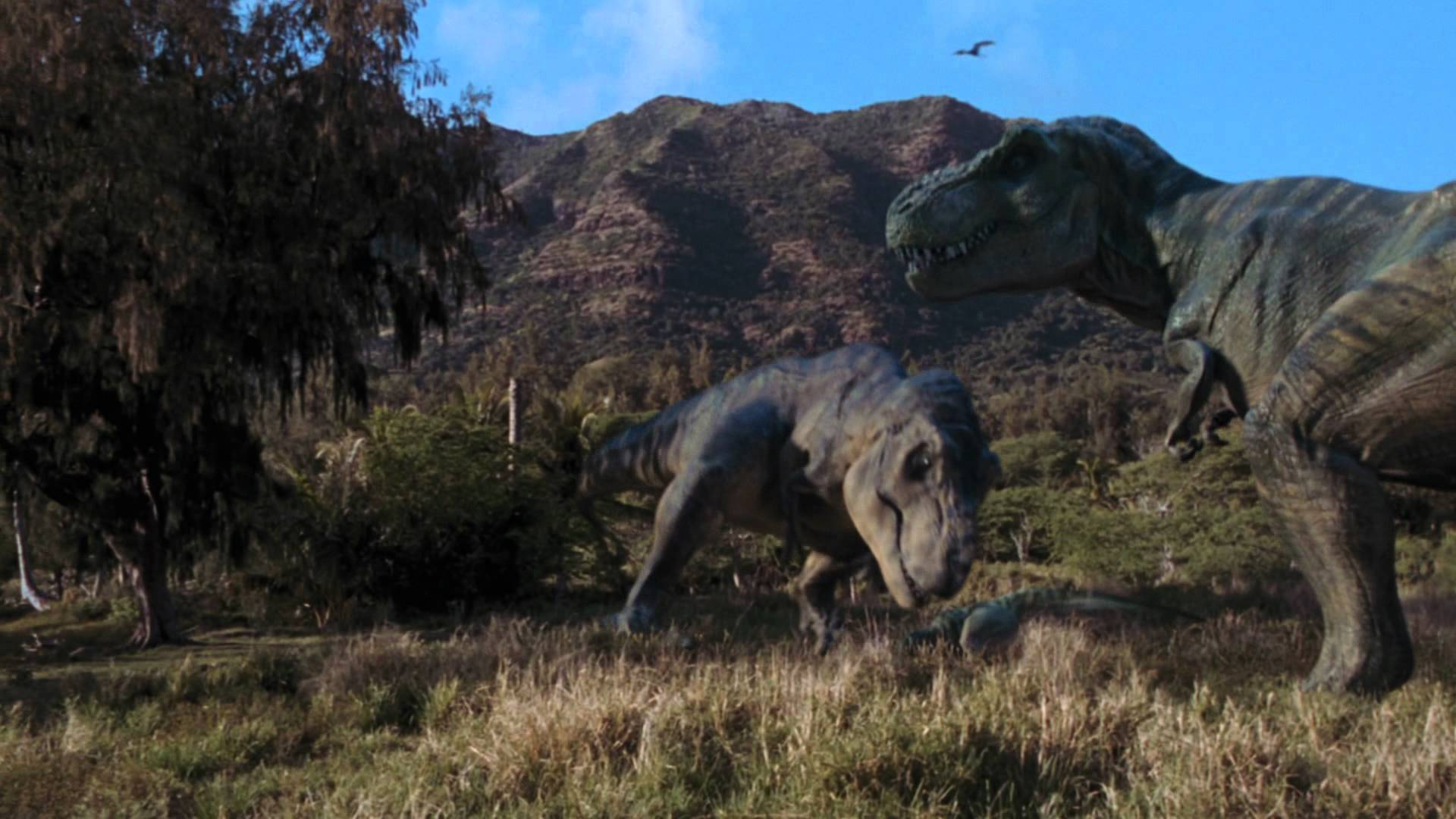 The Lost World Jurassic Park Movie Review The Mad Movie Man