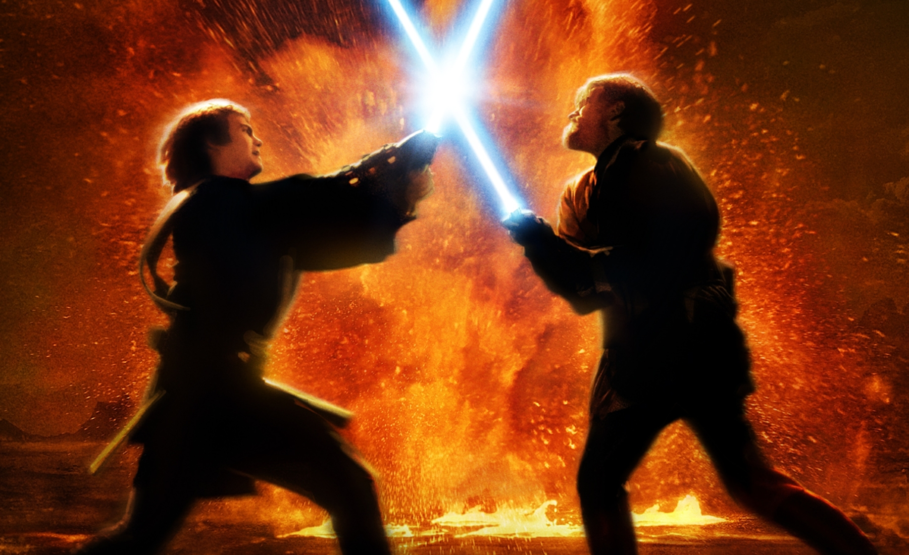 The Best Star Wars Lightsaber Battles The Mad Movie Man