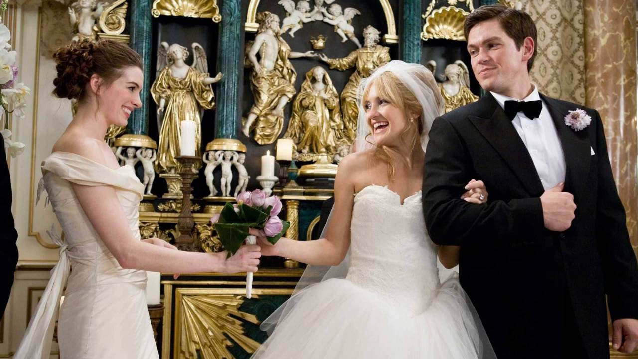 Bride Wars Movie Review | The Mad Movie Man