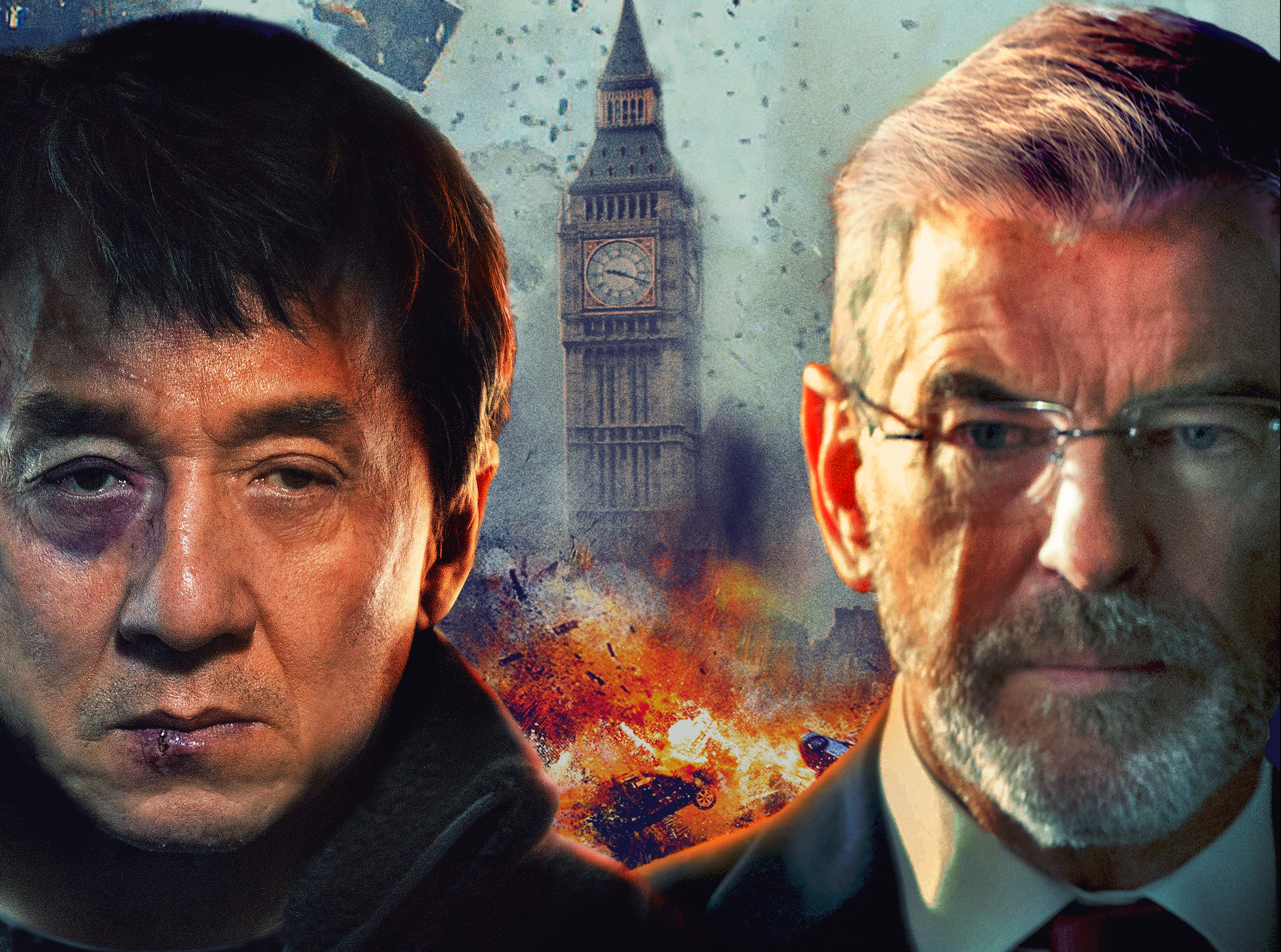 The Foreigner Movie Review | The Mad Movie Man